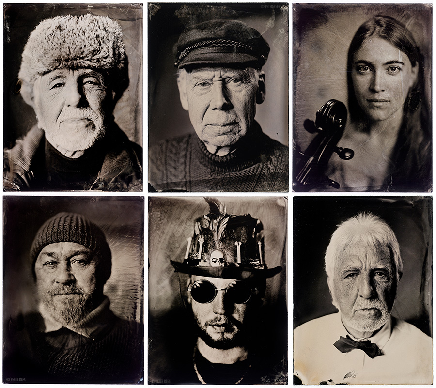 Collodion Photography