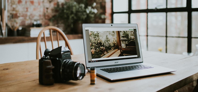 entspannt Fotos online verkaufen mit Pictrs