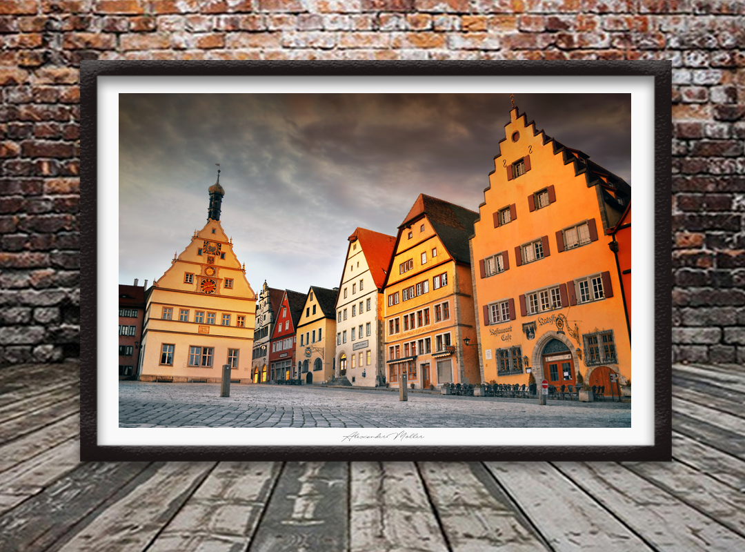 Rothenburg ob der Tauber No.98