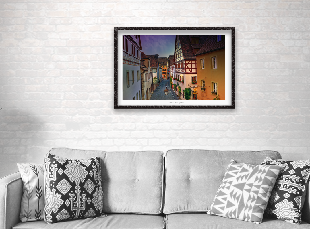 Rothenburg ob der Tauber No.106