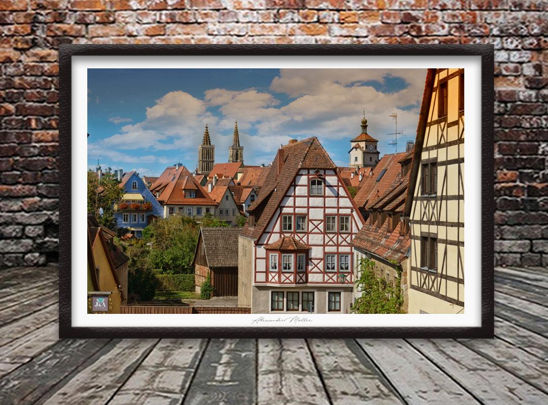Rothenburg ob der Tauber No.112