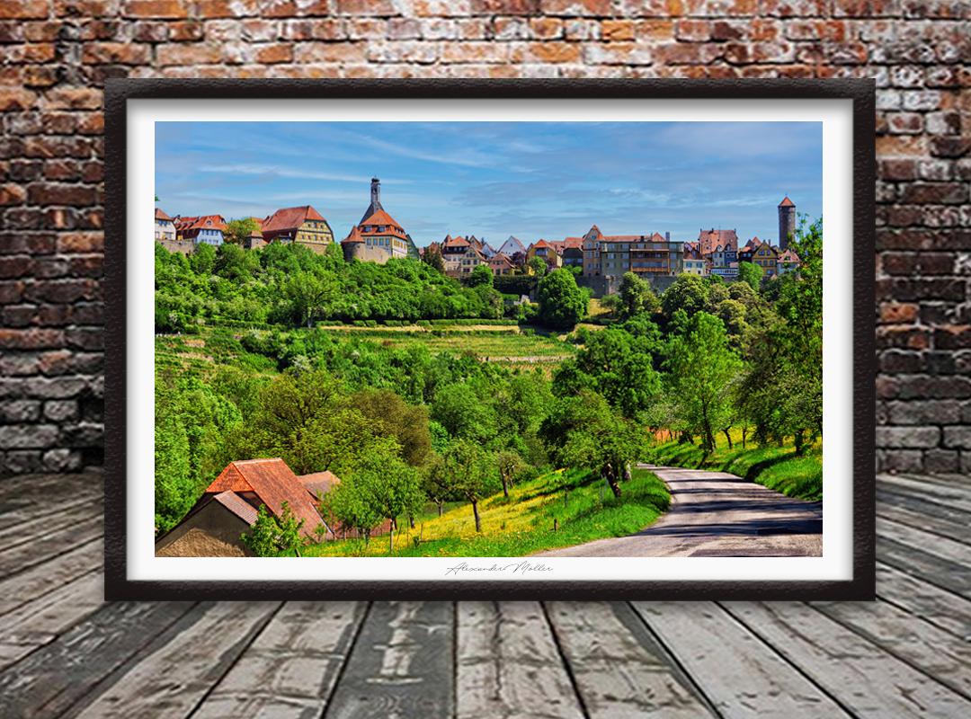 Rothenburg ob der Tauber No.71