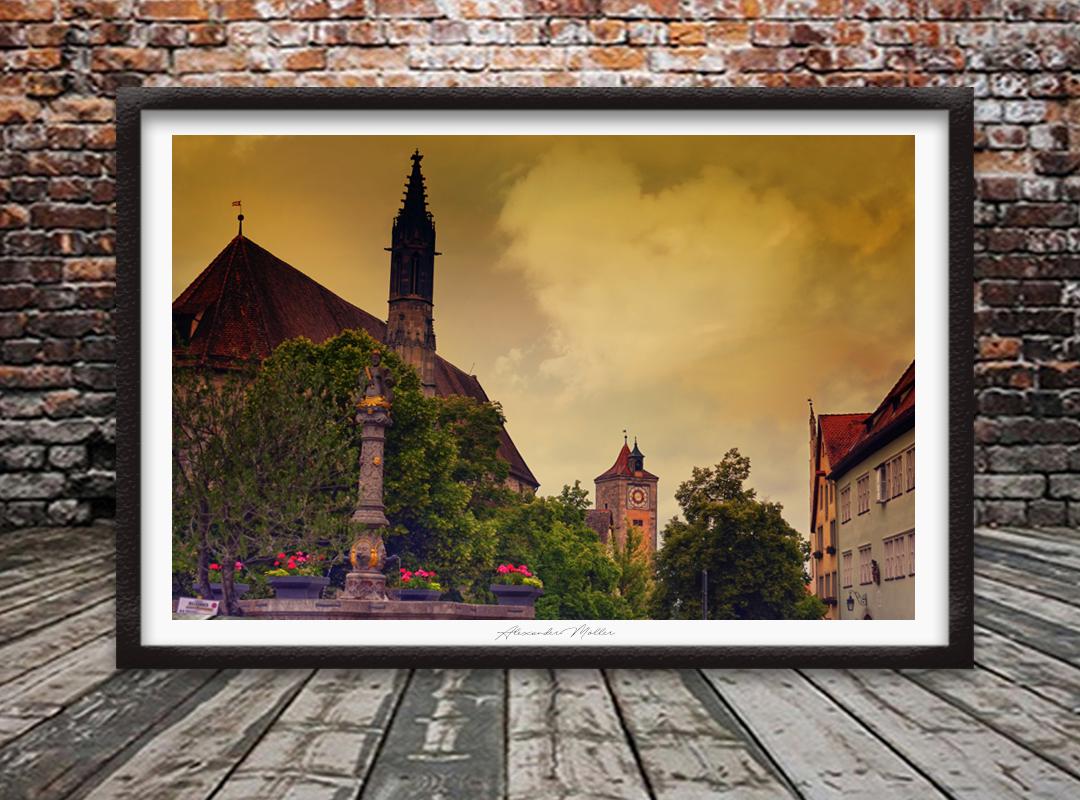 Rothenburg ob der Tauber No.103
