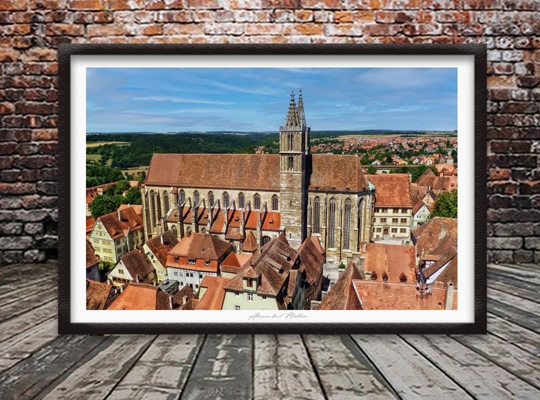 Rothenburg ob der Tauber No.84