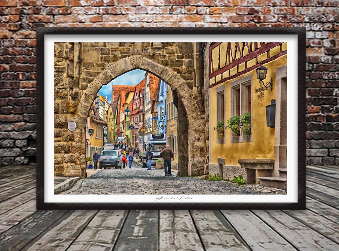 Rothenburg ob der Tauber No.78
