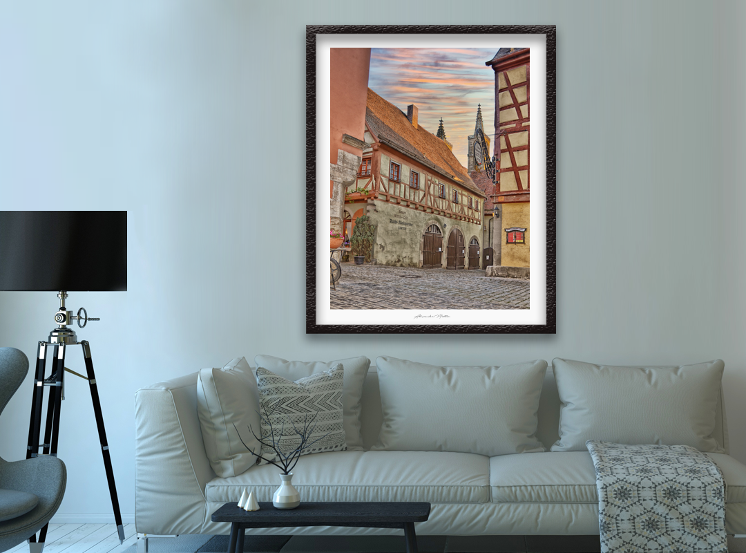 Rothenburg ob der Tauber No.4