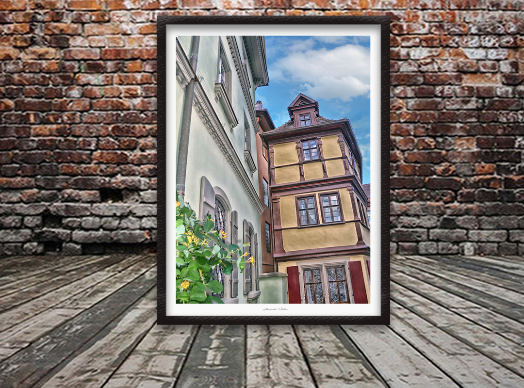 Rothenburg ob der Tauber No.27
