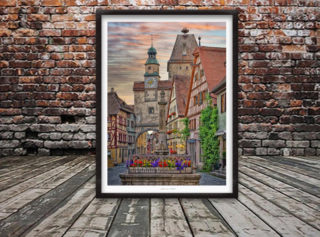 Rothenburg ob der Tauber No.21