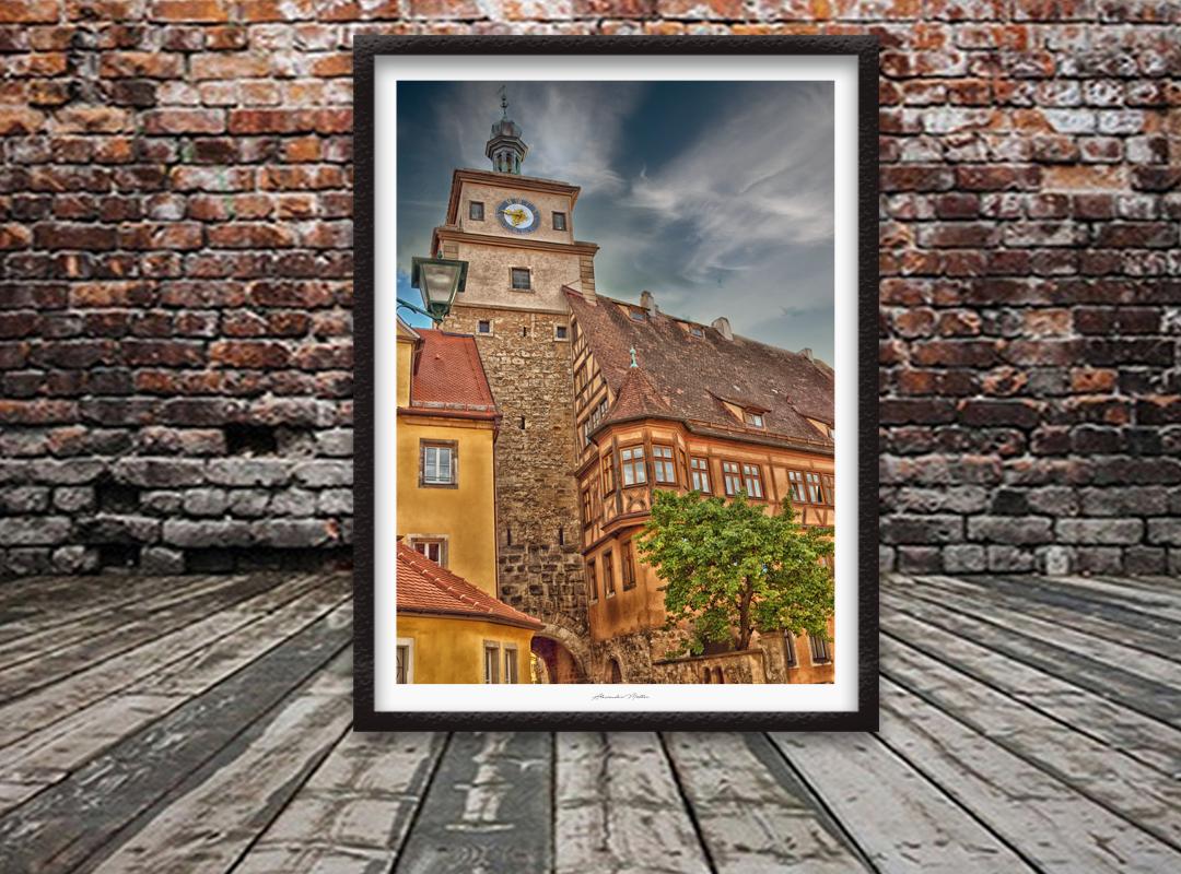 Rothenburg ob der Tauber No.17