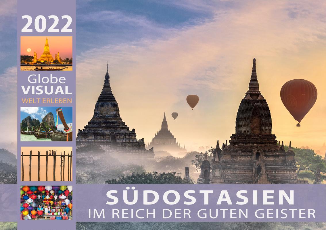 Kalender 2022 Südostasien - Im Reich der guten Geister