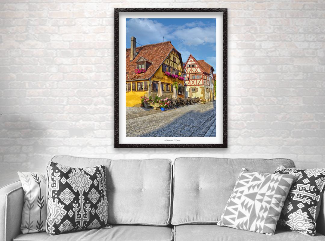 Rothenburg ob der Tauber No.66