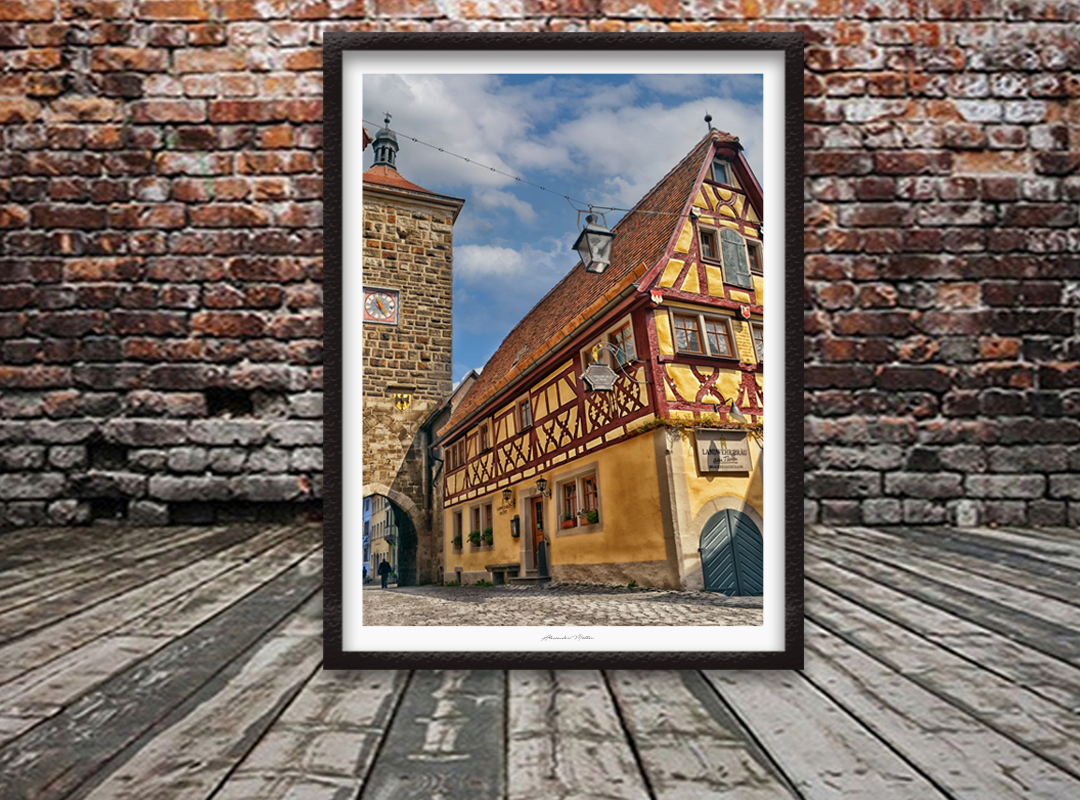 Rothenburg ob der Tauber No.57