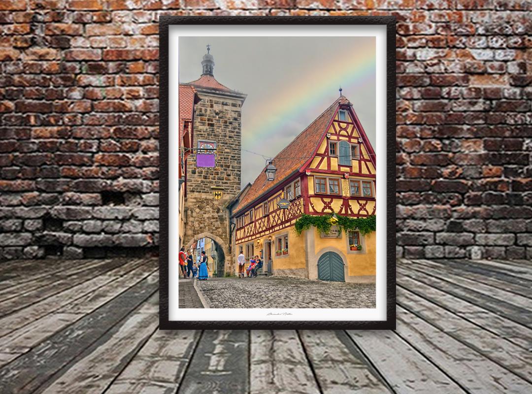 Rothenburg ob der Tauber No.29