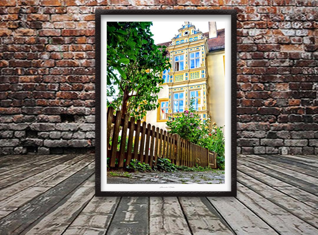 Rothenburg ob der Tauber No.105
