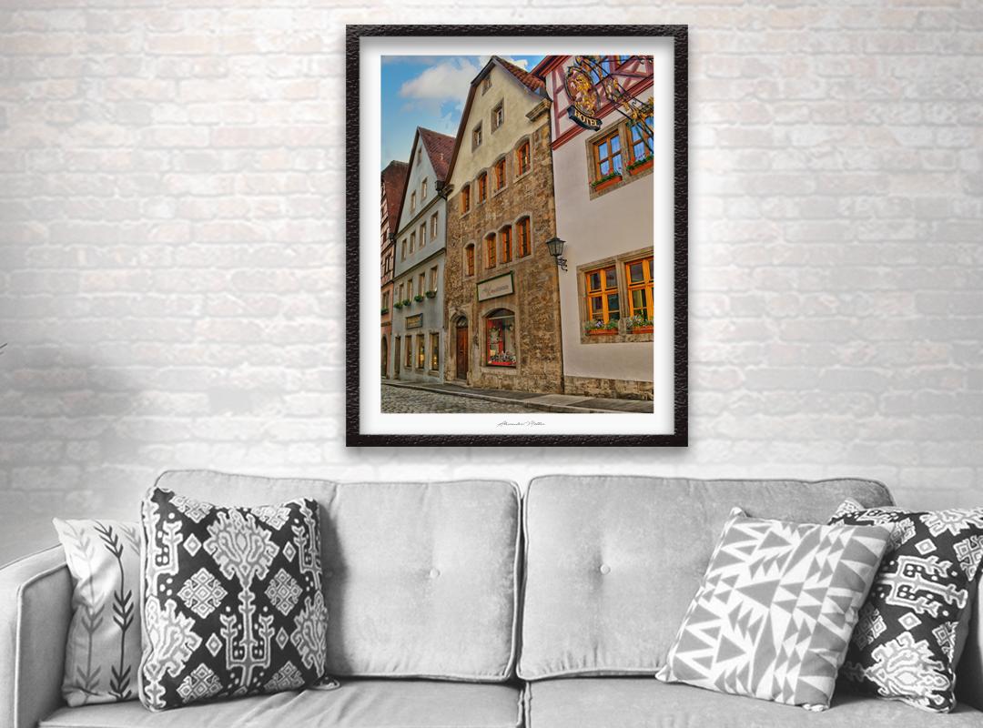 Rothenburg ob der Tauber No.14