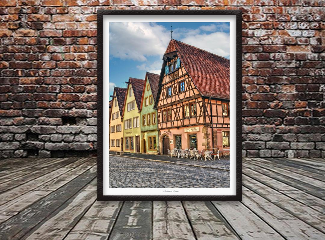 Rothenburg ob der Tauber No.15
