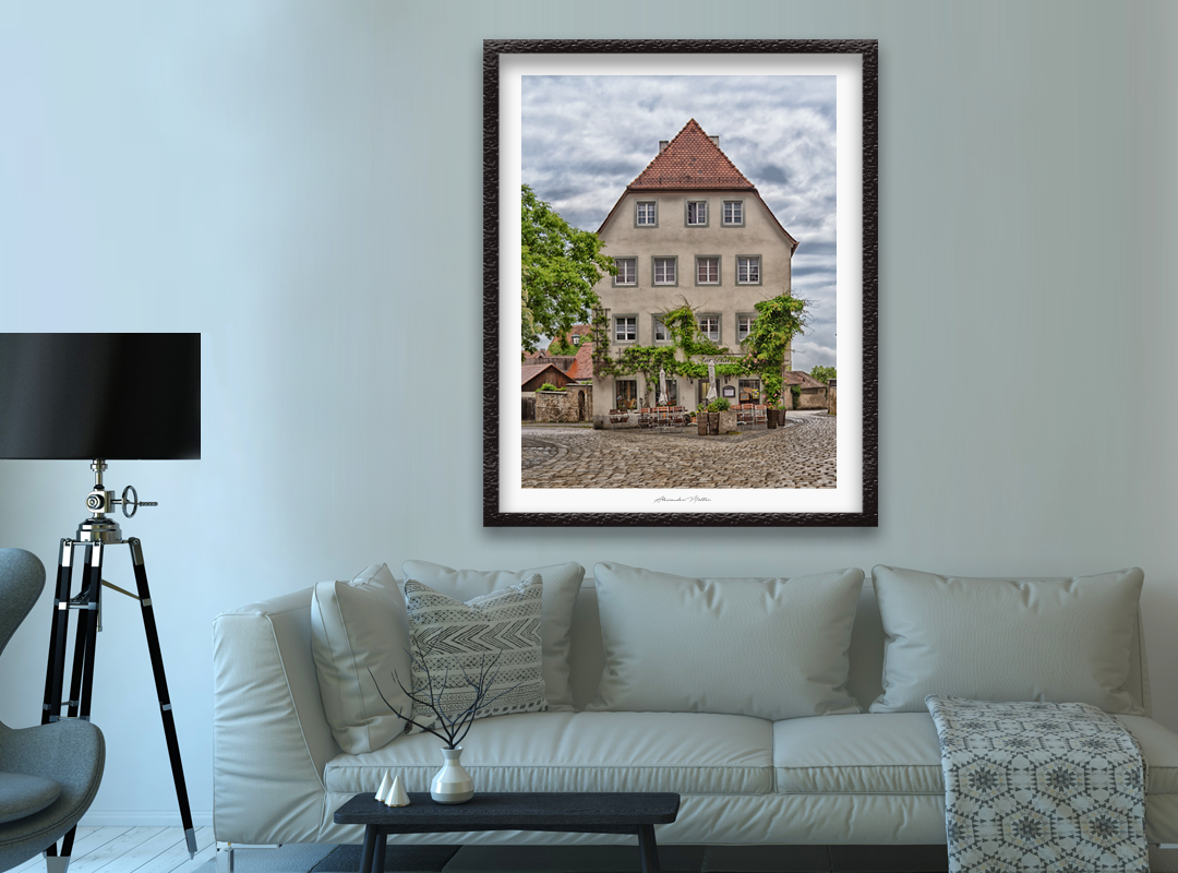 Rothenburg ob der Tauber No.43