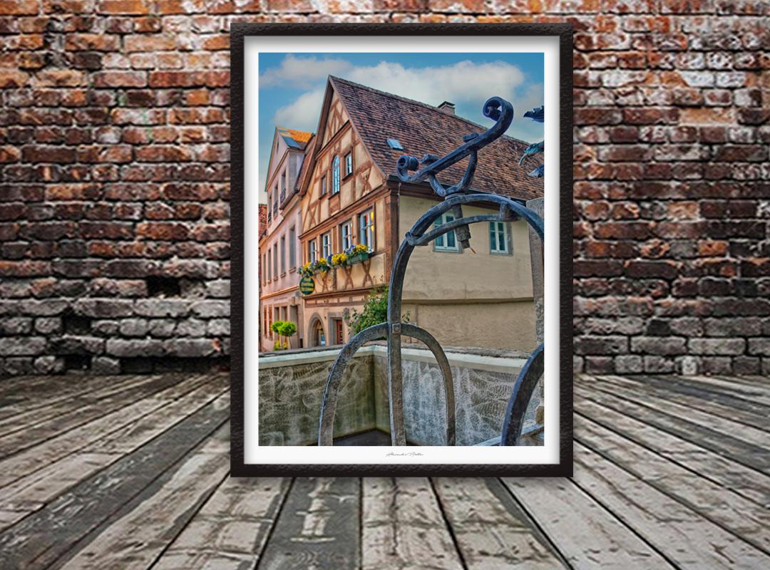 Rothenburg ob der Tauber No.45