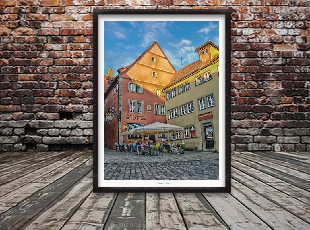 Rothenburg ob der Tauber No.46