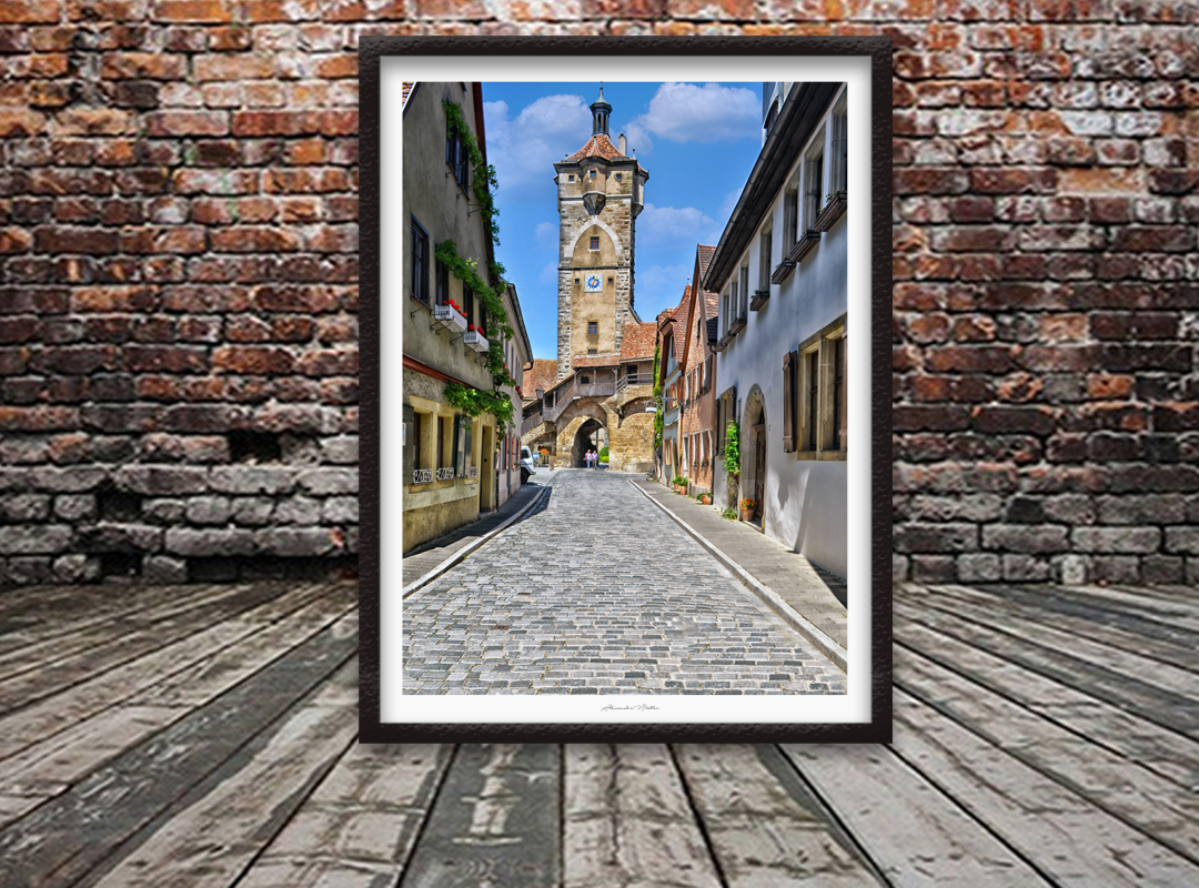 Rothenburg ob der Tauber No.51