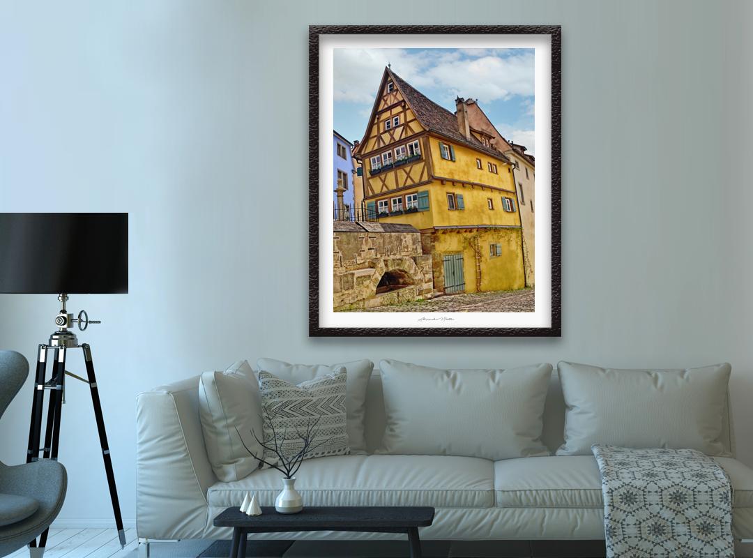 Rothenburg ob der Tauber No.56