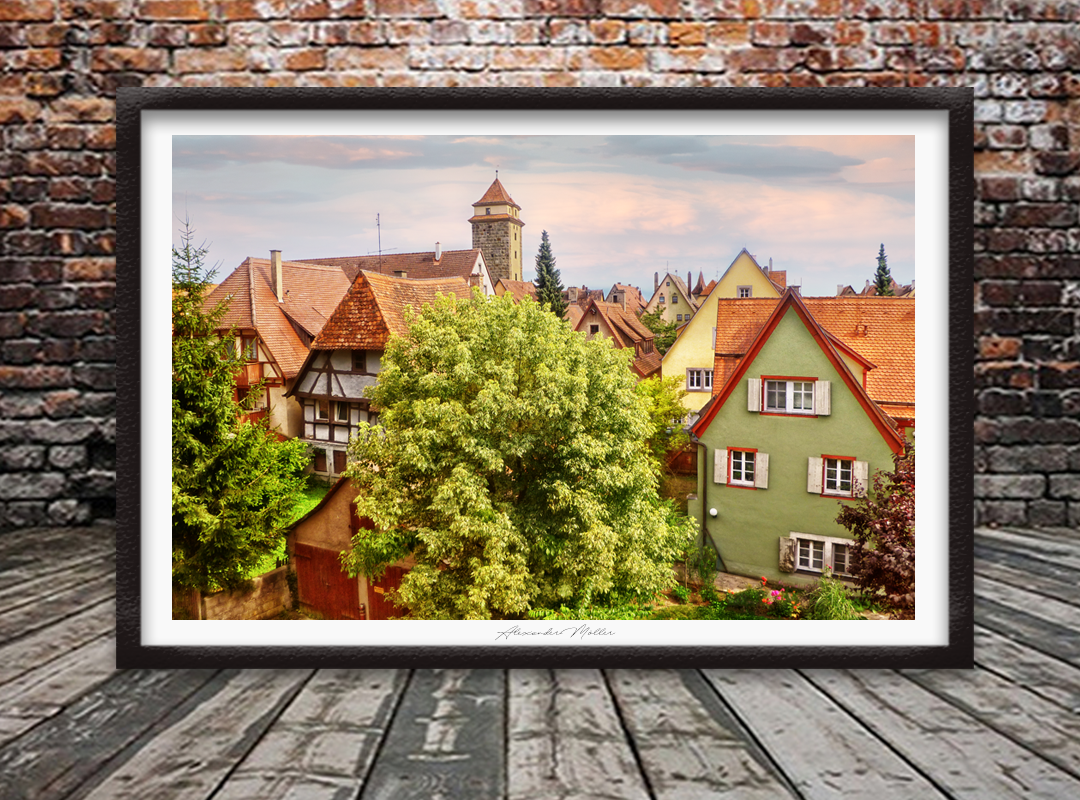 Rothenburg ob der Tauber No.86