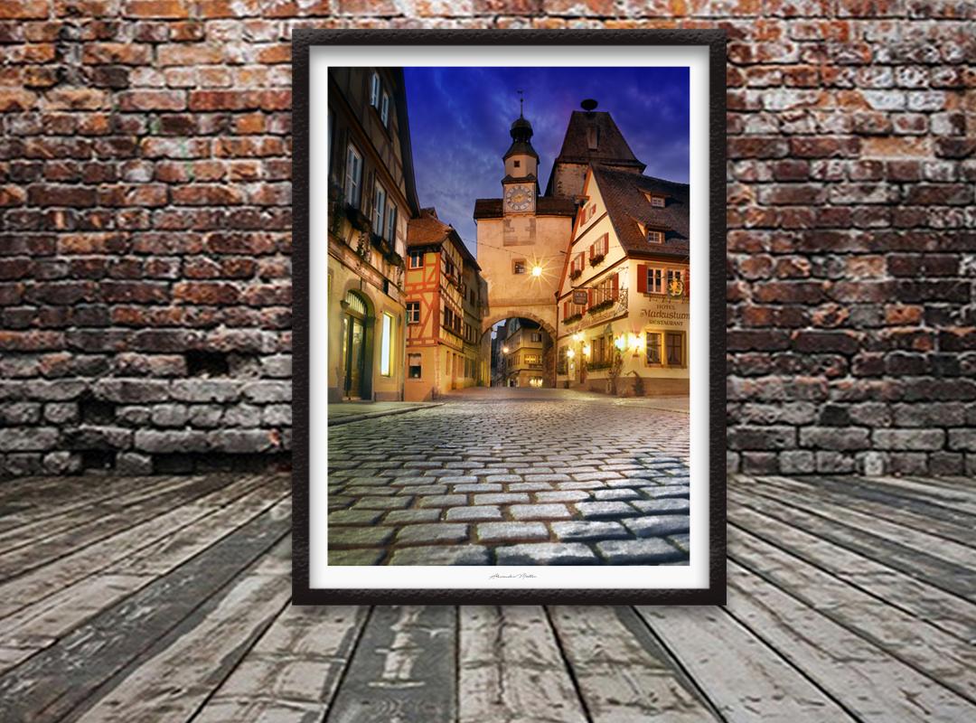 Rothenburg ob der Tauber No.96