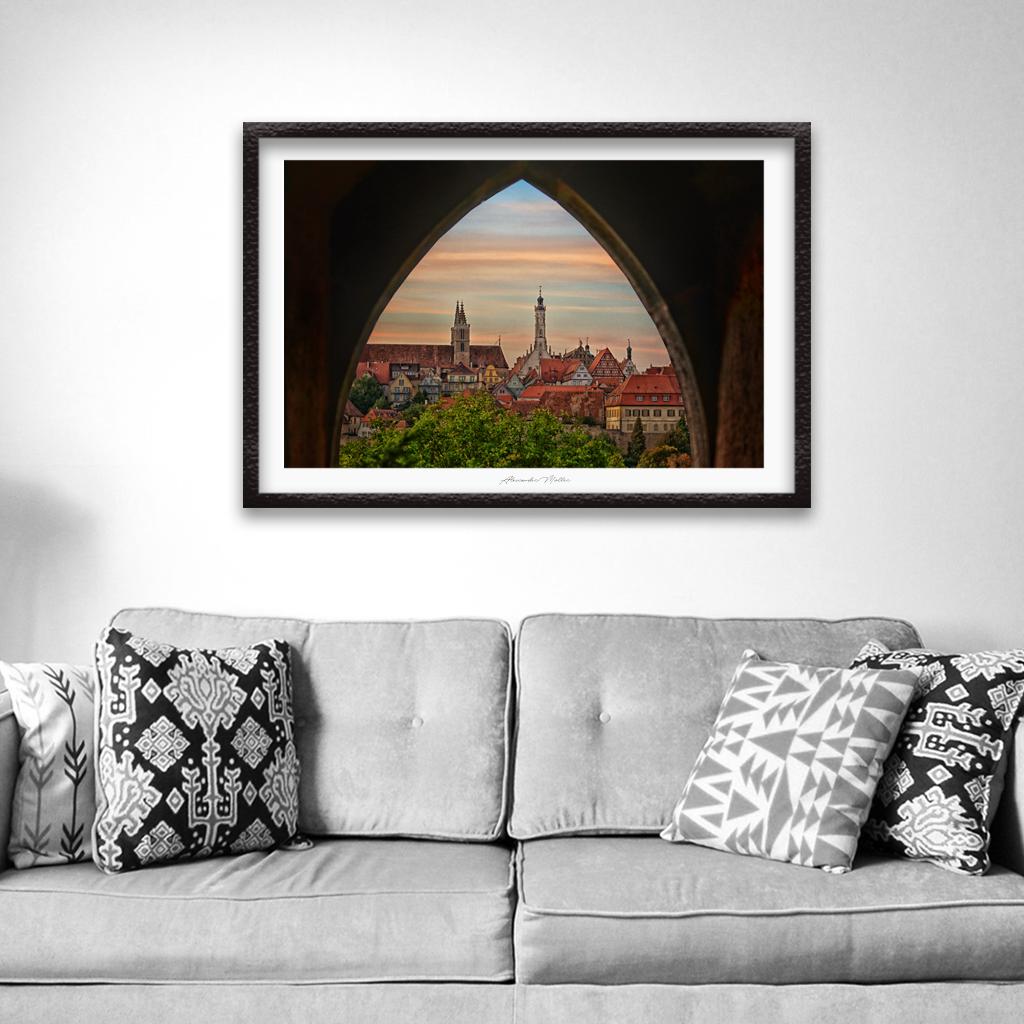 Rothenburg ob der Tauber No.8