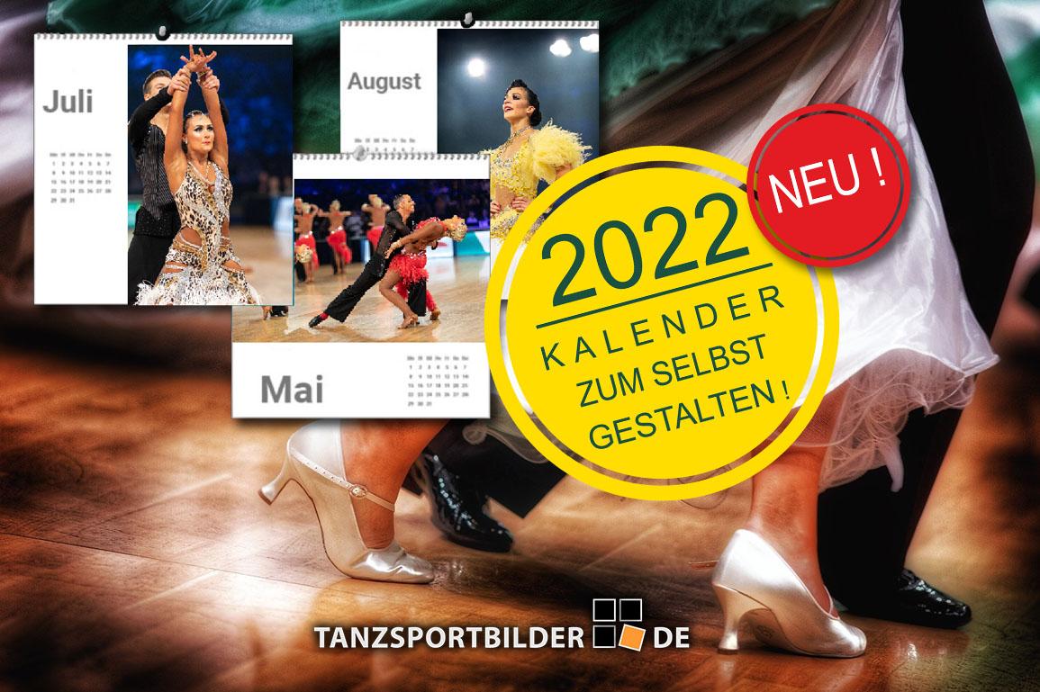 Tanzsportkalender 2022