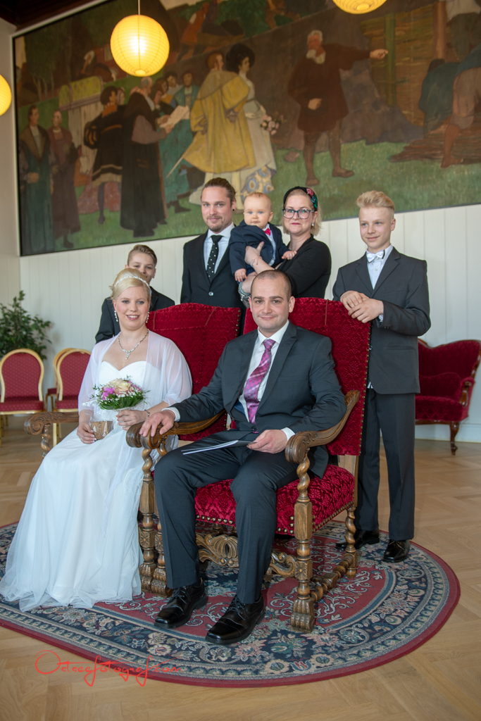 Hochzeit in Tondern