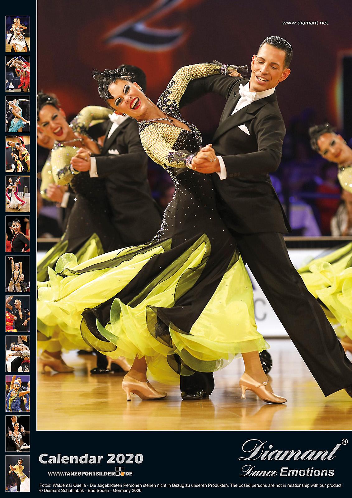 Tanzsportkalender 2020