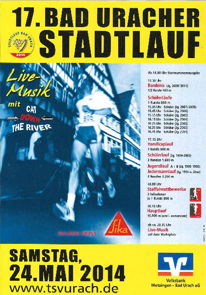 Stadtlauf Bad Urach