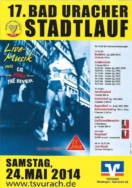 Stadtlauf Bad Urach
