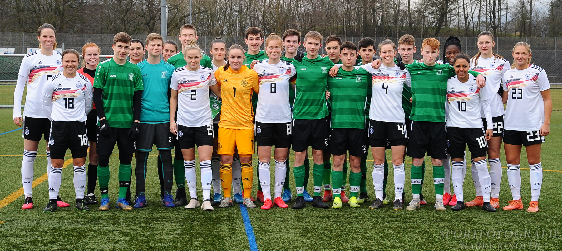 Damen - Nationalteam U20 / Deggendorf U16