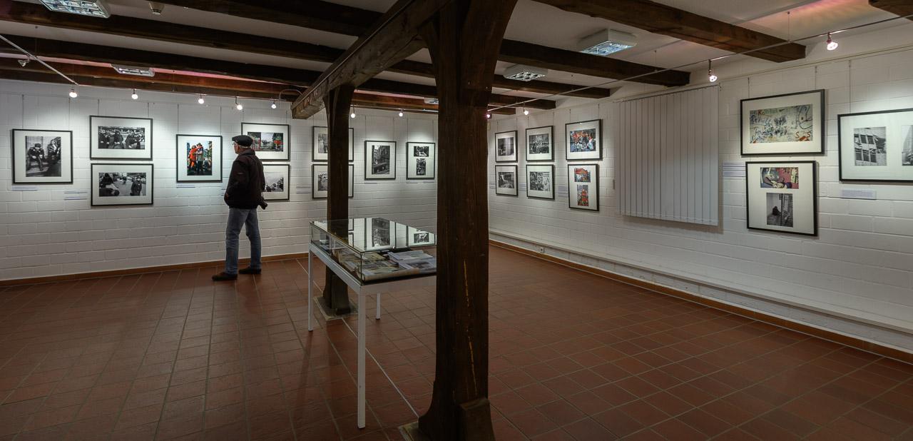 """Ausstellung """"Zeitblende"""" von Holger Rüdel"""