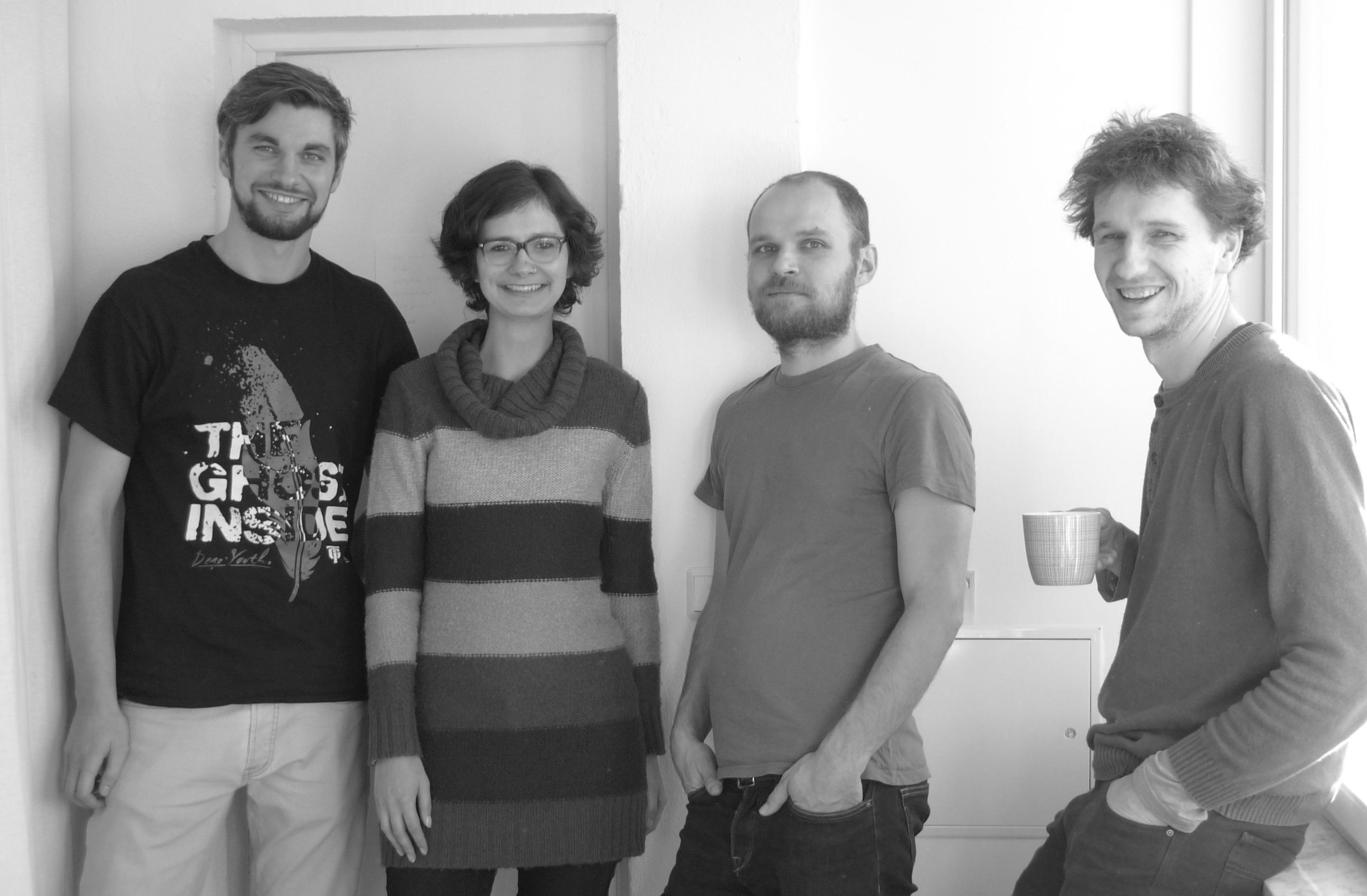 Das ist das Pictrs-Team. Zumindest der feste Kern.